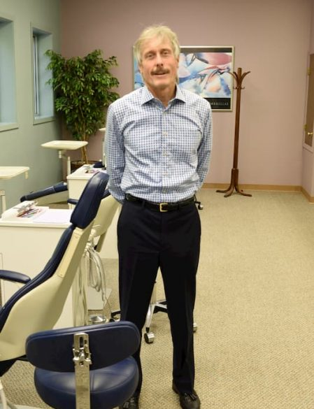 Laurel and Hattiesburg Orthodontist Dr. Martin H. Baker